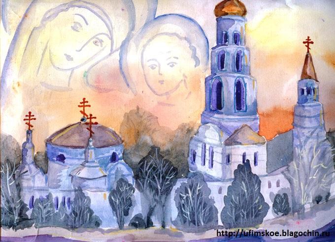 Православный конкурс рисунков